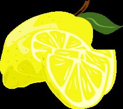 Lemon Clip Art at Clker.com - vector clip art online, royalty free ...
