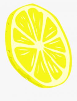 Image - Lemon Slice Clipart , Transparent Cartoon, Free ...