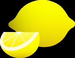 Lemon Wedge Drawing at GetDrawings.com | Free for personal use Lemon ...
