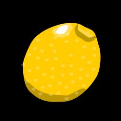 Clipart - lemon