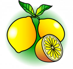 Image: Lemon | Food Clip Art | Christart.com