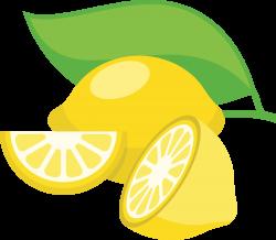 Clipart - Lemons
