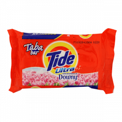 Tide Det Bar W/Downy 130g   Little Grocers