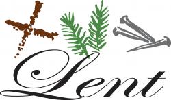 Lutheran Lent Clipart