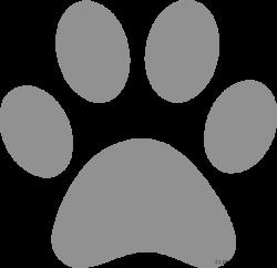 Leopard Paw Clipart