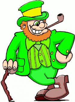 Free leprechaun pipe clipart public domain holiday stpatrick ...