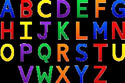 clipart letters | Inviview.co