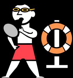 Lifeguard 20clipart | Clipart Panda - Free Clipart Images