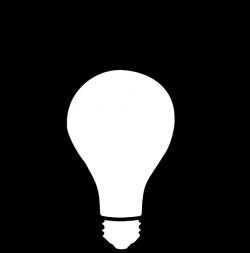 Light Bulb Idea Icon | Clipart Panda - Free Clipart Images