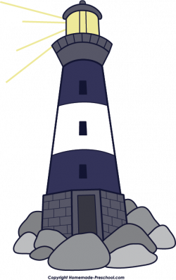 Moroccan red lighthouse clip art at vector clip art | Clip Art ...