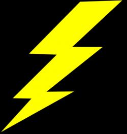 Lightning Bolt Clip Art at Clker.com - vector clip art online ...