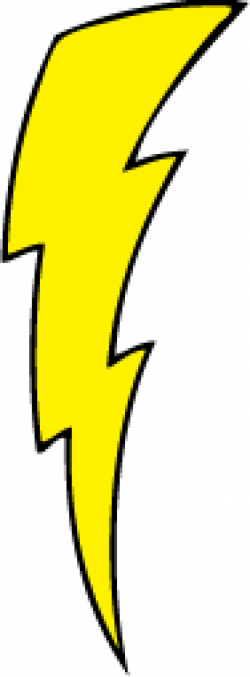 Lightning Bolt (Yellow)