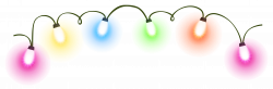 Transparent Christmas Lights PNG Clipart | Gallery Yopriceville ...