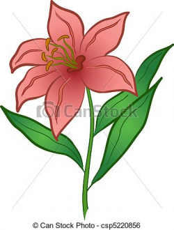 Flowers Lily Clipart
