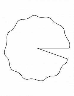 Lily Pad Outline (68+)