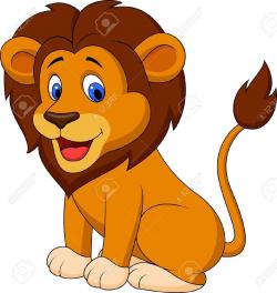 Lion Goofy Clipart #1 | Ghent Elem | Pinterest | Lions