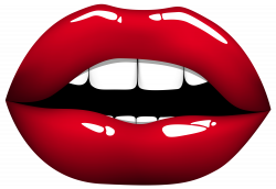 Red Lips PNG Clipart Best WEB Clipart | kiss | Pinterest | Lips ...