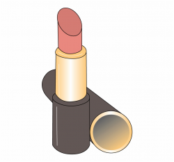 Lipstick Clipart - Makeup Clipart No Background - lipstick ...