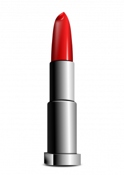 Public Domain Clip Art Image | lipstick | ID: 13944910211755 ...