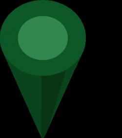 Simple location map pin icon3 orange free vector data | SVG(VECTOR ...
