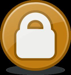 Clipart - lock icon