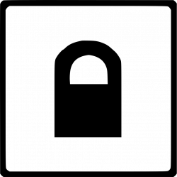 Locker Function Lock Security Function Text Svg Png Icon Free ...
