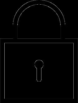 Lock Locker Streamline Svg Png Icon Free Download (#162985 ...