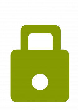 Solarized Green Lock Icons PNG - Free PNG and Icons Downloads