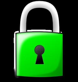 Lock Clip Art at Clker.com - vector clip art online, royalty free ...