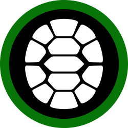 Ninja Turtles Logo (Colorized) by JAMESNG8 on DeviantArt