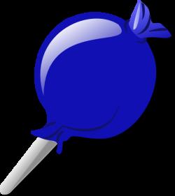Blue Lolly Clip Art at Clker.com - vector clip art online, royalty ...