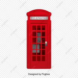 Telephone Booth, United Kingdom, London PNG Transparent ...