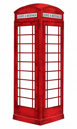 Phone Booth - London Phone Booth Drawing {#942798} - Pngtube