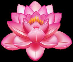 Lotus Flower PNG Clipart - Best WEB Clipart
