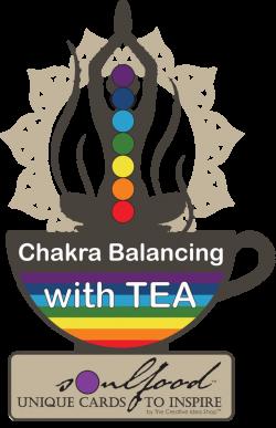 CHAKRA Tea Card Collection WS - THE CREATIVE IDEA SHOP