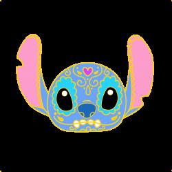 Cute Sugar Skull Pin from Basura Gang | Pinterest | Disneyland pins