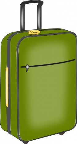 Clipart - luggage