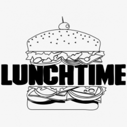 Clipart Lunch Time Big - Lunch Time Clip Art #216409 - Free ...
