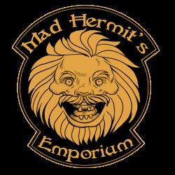 Anderson Maia - Illustrator & Concept Artist: Mad Hermit's Emporium