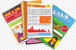 Magazine Clip art - journal png download - 1280*848 - Free ...