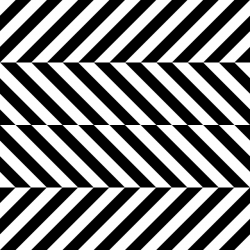 black and white optical illusions - Google Search | optical ...