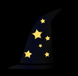 Magic Hat Clip Art at Clker.com - vector clip art online, royalty ...