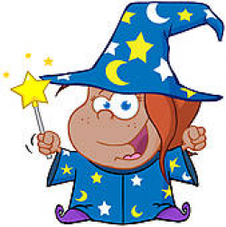 Female magician clipart - Clip Art Library