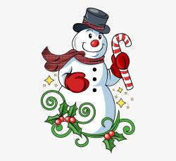 Christmas Snowman Clip Art - Clip Art Christmas Snowman ...