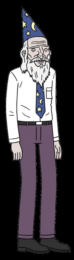 Wizard | Ugly Americans Wiki | FANDOM powered by Wikia