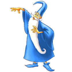 Merlin the Magician transparent PNG - StickPNG