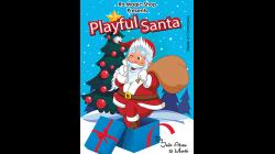 Playful Santa (XL) by Ra Magic Shop and Julio Abreu