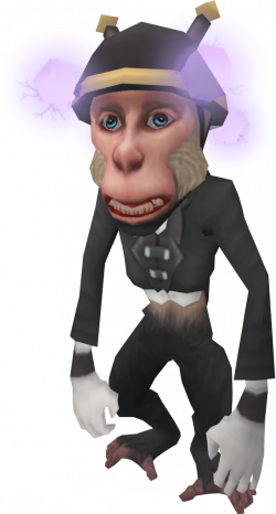 Mind-controlled monkey butler | RuneScape Wiki | FANDOM powered by Wikia