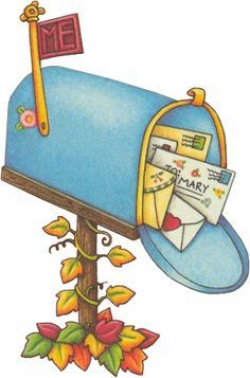 Free Mailbox Clipart Pictures - Clipartix | Mary Engelbreit ...