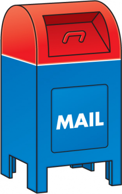 Us Mailbox Clipart